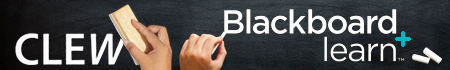 CLEW to Blackboard Transition banner