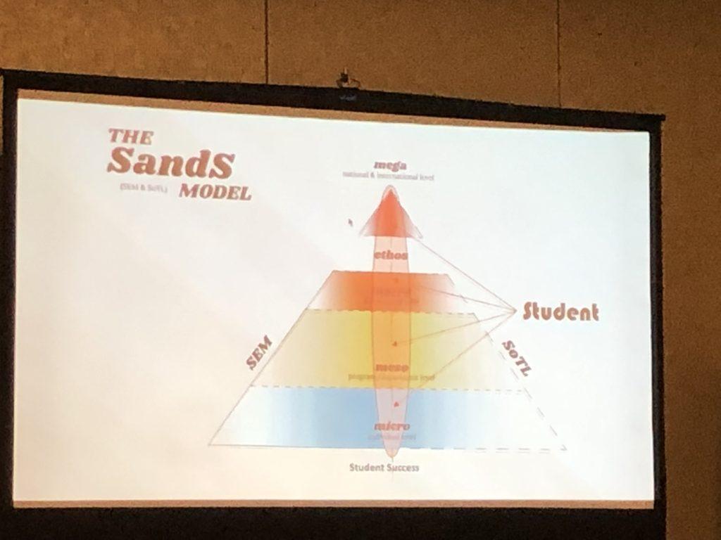 SANDS Model